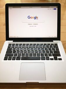 MacBook Pro 13-inch Late 2011 - Great Condition