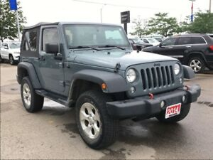 2014 Jeep Wrangler SPORT**A/C**AUTOMATIC**
