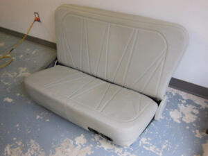 Wise Guy bench seat
