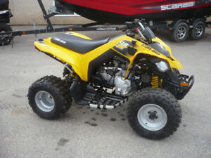 2011 Can-Am DS 250 2x4 Youth ATV for sale!