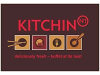 Restaurant Manager Required