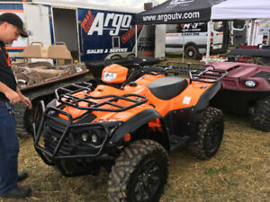 SILLS ARGO WAREHOUSE ATV
