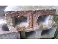 breeze blocks (used)