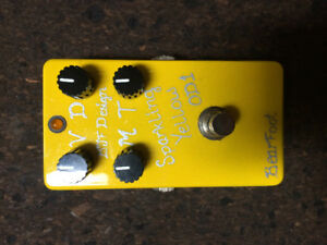 Bearfoot Sparkling Yellow OD1
