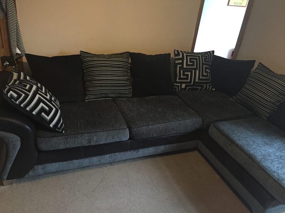Corner Sofa Dfs