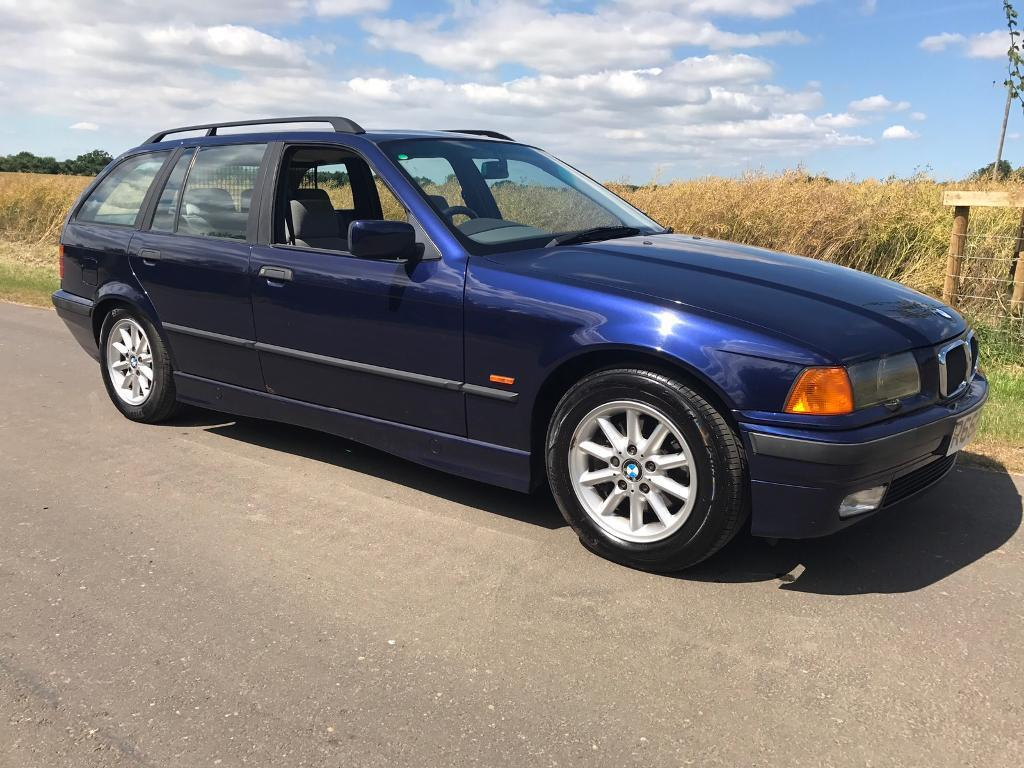 bmw e36 328 manual touring montreal blue 3 series estate in costessey norfolk gumtree. Black Bedroom Furniture Sets. Home Design Ideas