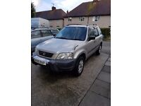 Honda suv for sale or part ex