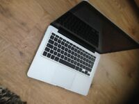 macbook pro 13 2011 faulty