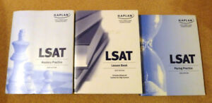 Kaplan LSAT: Mastery Practice, Lesson Book, Pacing Practice