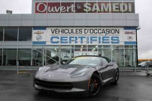2015 Chevrolet CORVETTE STINGRAY CONVERTIBLE 3LT