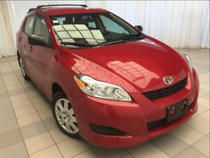 2014 Toyota Matrix Standard Package: Brakes Serviced.