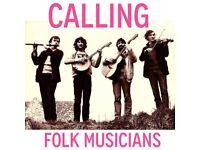 Calling Folk Musicians