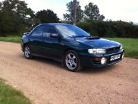 ***SUBARU IMPREZA UK TURBO TRACK OR ROAD***