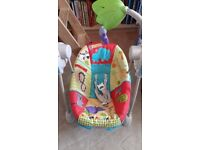 Baby swing seat - Fisher price Swing and seat