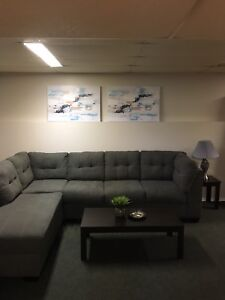 Recently renovated 1 bedroom furnished basement apartment