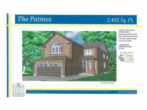 BEAUTIFUL OPEN CONCEPT HOME IN ARNPRIOR
