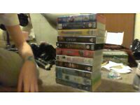 20 VHS tapes - free to a good home