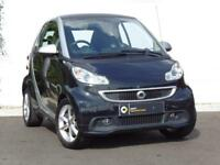 smart fortwo coupe PULSE MHD (black) 2013-10-11