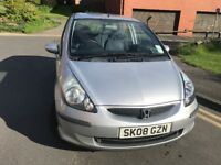 Cheap Honda jazz 2008 service history Long MOT