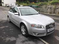 2005 Audi A4 se tdi cvt estate spares alloys