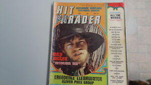 Vintage country music magazines