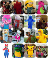 MASCOT CHARACTER COSTUME PARTY PACKAGE