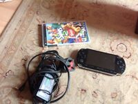 Psp for sale works perfectly with cable