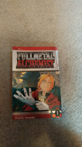 The FullMetal Alchemist Manga Collection