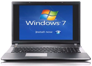 ★Windows 7 media on DVD-R Disk or USB Stick ★