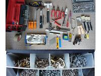 Toolset, Tools, Toolbox