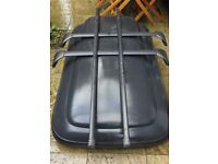 Renault scenic MK1 complete roof box and rails