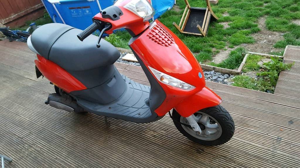 piaggio zip 50 with 70cc kit | in hull, east yorkshire | gumtree