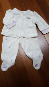 Calvin Klein Outfit Size 6 - 9 Months