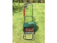 Atco Electrical Cylinder Mower