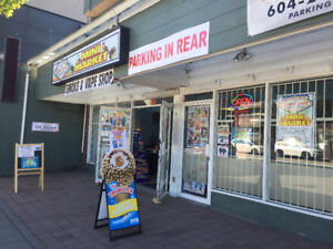 Convenience Store For Sale –Bus Stop In Front!