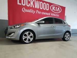 2013 Hyundai Elantra GT SE- LEATHER, NAVIGATION, PANO SUNROOF