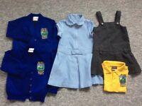Morriston Primary girls uniform bundle
