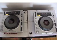 Pioneer CDJs & Mixer