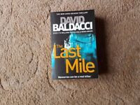 The Last Mile - by David Baldacci