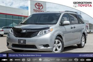 2017 Toyota Sienna Company Demo used as Shuttle!