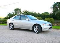 2002 Lexus IS200 SE (not BMW, Audi, VW, Merc)