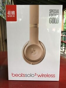 Special Edition Solo 3 wireless Beats Headphones
