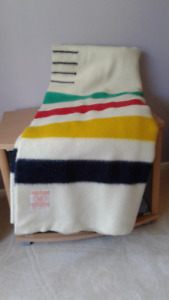 Hudson Bay 4 point Blanket - Double size