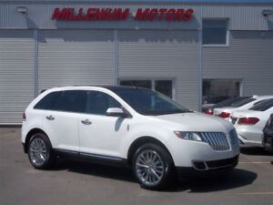 2013 Lincoln MKX AWD / NAVI / B.CAM / SUNROOF / LEATHER