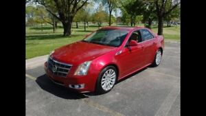 Cadillac CTS 2010 à vendre