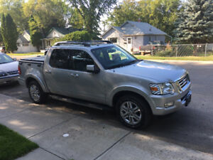 Ford Explorer Sport Trac Ltd Pickup Truck