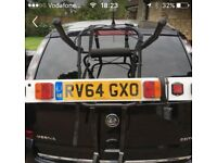 4ft Cycle Carrier Lighting Board
