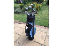 **FLASH SALE Golf clubs set and bag for sale