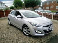 Hyundai i30 1.6 CRDI (13) 1 Owner from new Full Service History