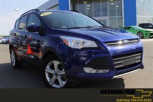 2015 Ford Escape SE AWD| Pwr Heat Seat| 8 SYNC w/BT| Prk Asst|